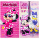 Minnie sammet strandtuch