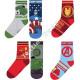 Avengers 3 pack socks
