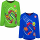 Cars Disney long sleeves Flash Colors