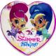 Shimmer and Shine kissen