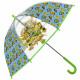 Turtles transparent umbrella