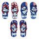 Mickey Mouse Flip Flops US colours