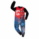 Spiderman - Kinder Jumpsuit Jungen