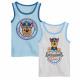 Paw Patrol - Kinder Unterhemd Jungen 2er Pack