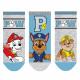 Paw Patrol - Pack de 3 calcetines deportivos para