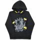 Batman - Kinder Sweatshirt Jungen schwarz