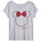 Minnie - Damen Oversized Shirt