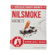Nil Smoke Magnets for quitting smoking (2 biomagne