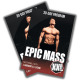 Epic Mass XXL patches to increase muscle mass (30